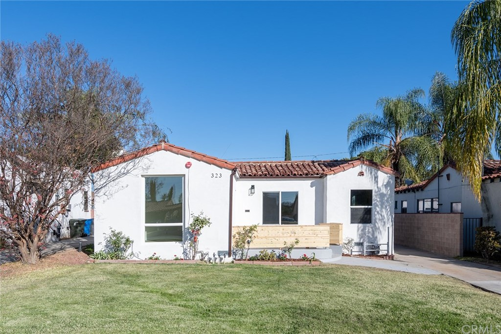 BOM!!!!!! STOP THE CAR! Newly remodeled multi-generational two-unit home located in Alhambra.