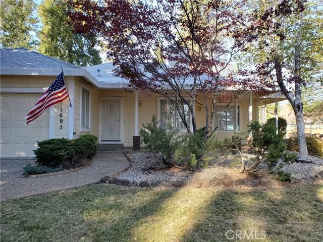 1695 Paradisewood Drive, Paradise, CA 95969