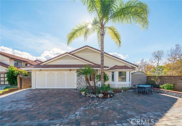 One of New Listing Yorba Linda Homes for Sale at 21250  Via Del Venado