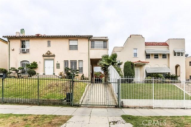 120 N Berendo Street, Los Angeles, CA 90004