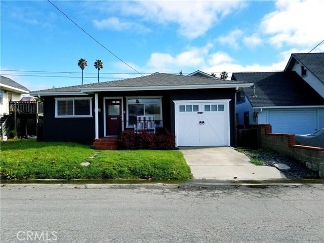 241 Placentia Avenue, Pismo Beach, CA 93449