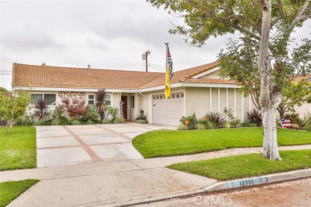 12781 Taylor Street, Garden Grove, CA 92845