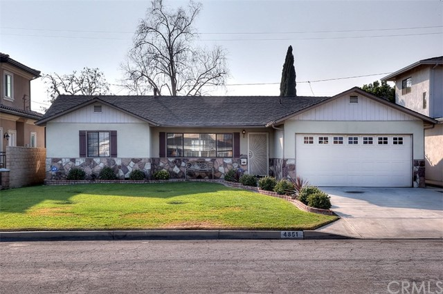 4851 Alessandro Avenue, Temple City, CA 91780