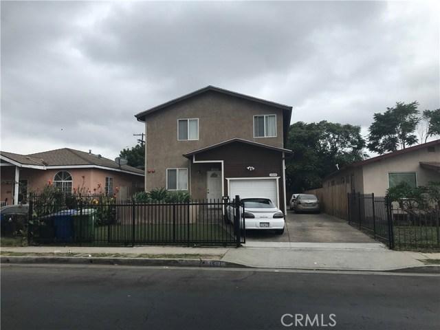 1521 E 53rd Street, Los Angeles, CA 90011