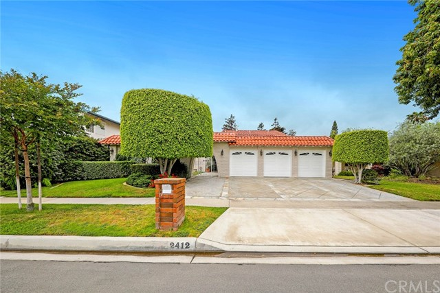 2412 windward Lane Newport Beach, CA 92660