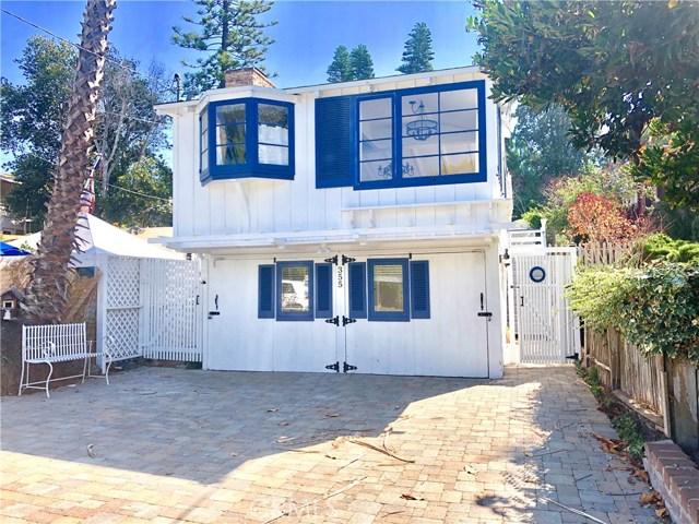 355 Saint Anns Drive, Laguna Beach, CA 92651