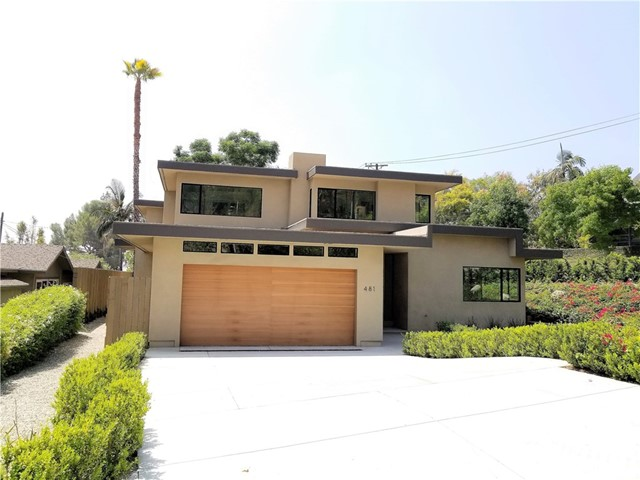 481 Foothill Avenue, Sierra Madre, CA 91024