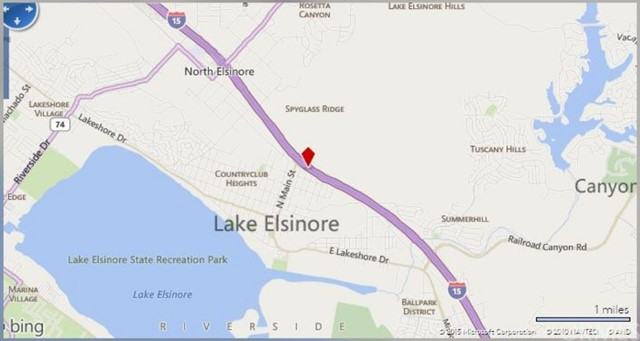 0 CAMINO DEL NORTE, Lake Elsinore, CA 92532