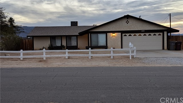 4682 Flying H Road, 29 Palms, CA 92277