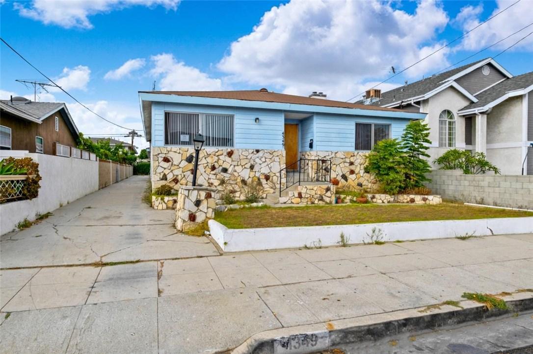 4349 W 137th Street A, Hawthorne, CA 90250