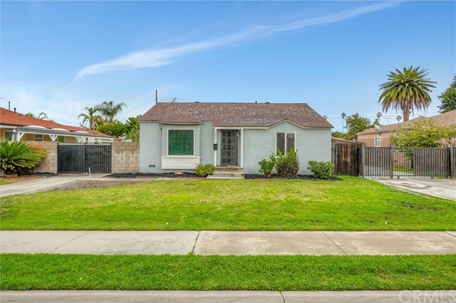 10601 Frances Avenue, Garden Grove, CA 92843