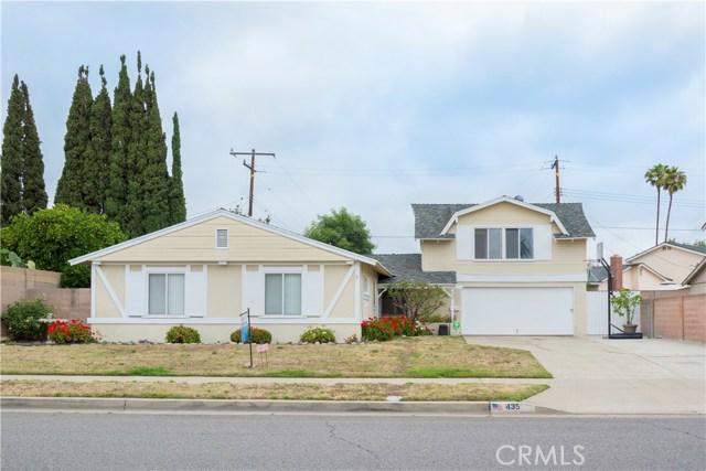 435 N James Street, Orange, CA 92869