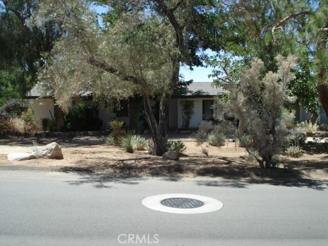 7410 Frontera Avenue, Yucca Valley, CA 92284