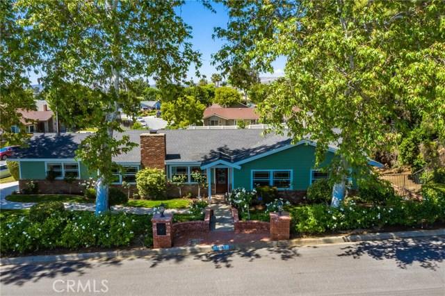 16661  Loie Street, Yorba Linda, California