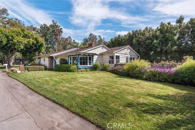 404 Oakley Road, Palos Verdes Estates, CA 90274