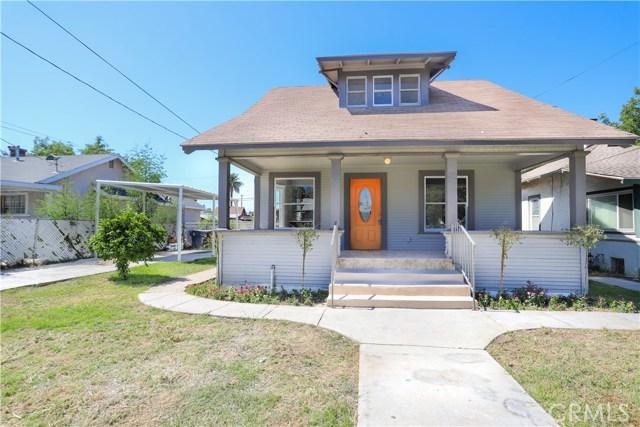2525 Orange Street, Riverside, CA 92501