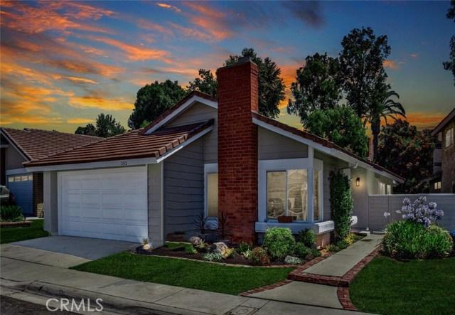 282 Trailview Circle, Brea, CA 92821