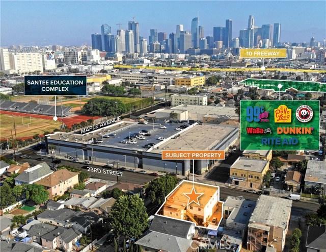 502 E 23rd Street, Los Angeles, CA 90011