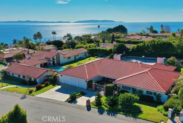 6958 Alta Vista Drive, Rancho Palos Verdes, CA 90275