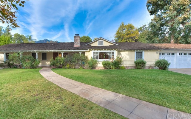 9 W Orange Grove Avenue, Arcadia, CA 91006