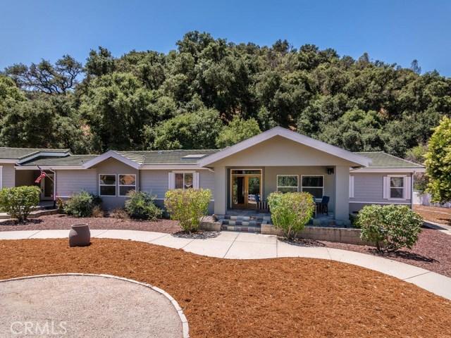 6395 Parkhill Road, Santa Margarita, CA 93453