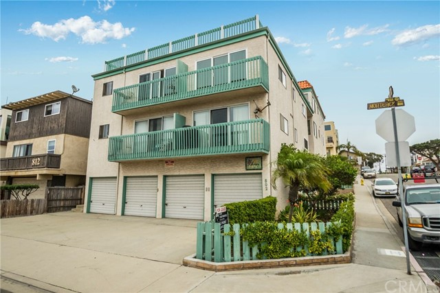 802 Monterey 3, Hermosa Beach, California 90254, 2 Bedrooms Bedrooms, ,1 BathroomBathrooms,For Rent,Monterey,PV20146570