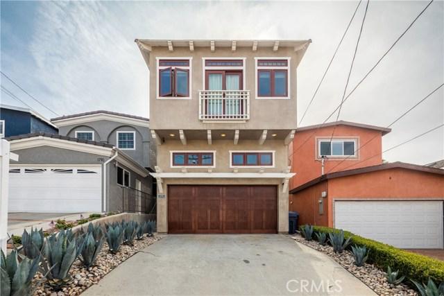 1708 Morgan Lane, Redondo Beach, California 90278, 4 Bedrooms Bedrooms, ,2 BathroomsBathrooms,For Sale,Morgan,SB19262877