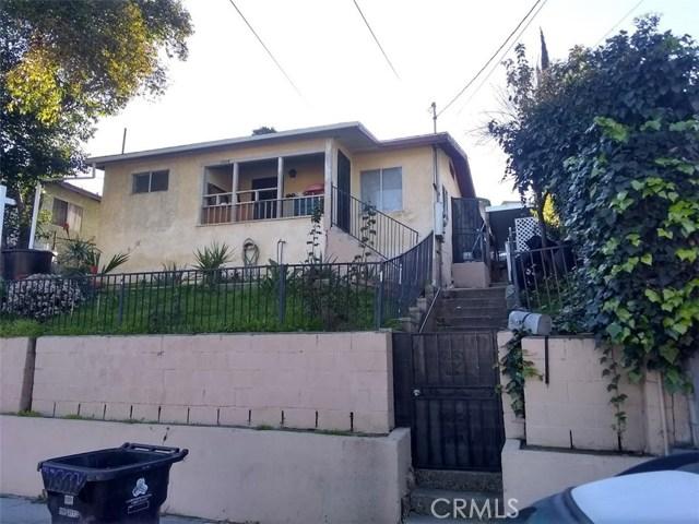 3026 Division Street, Los Angeles, CA 90065