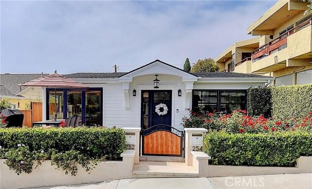 252 Wave Street, Laguna Beach, CA 92651