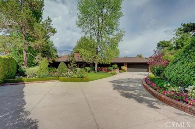 270 Saint Katherine Drive, La Canada Flintridge, CA 91011