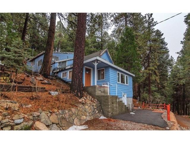 25595 Mid Lane, Twin Peaks, CA 92391