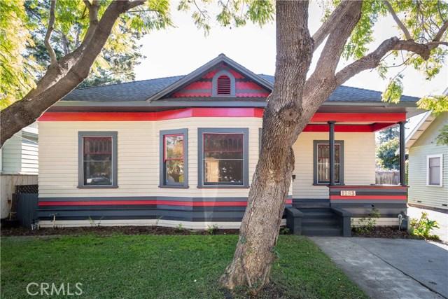1263  Pismo Street, San Luis Obispo, California
