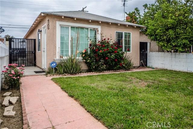 4209 Agnes Avenue, Lynwood, CA 90262