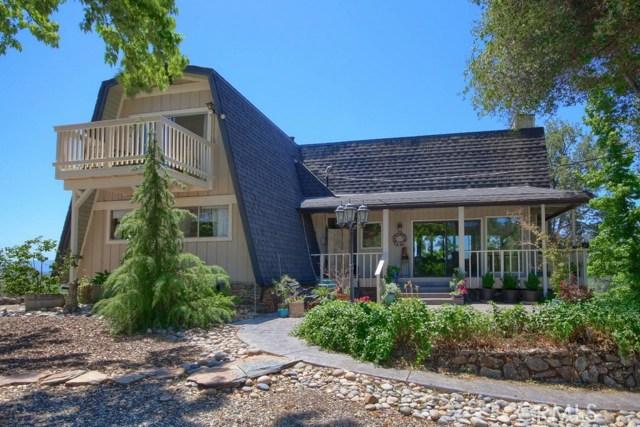 43588 Glenn Baker Road, Ahwahnee, CA 93601