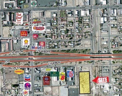 Donlon St, Blythe, CA 92225
