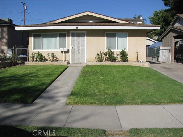 852 S K Street, San Bernardino, CA 92410