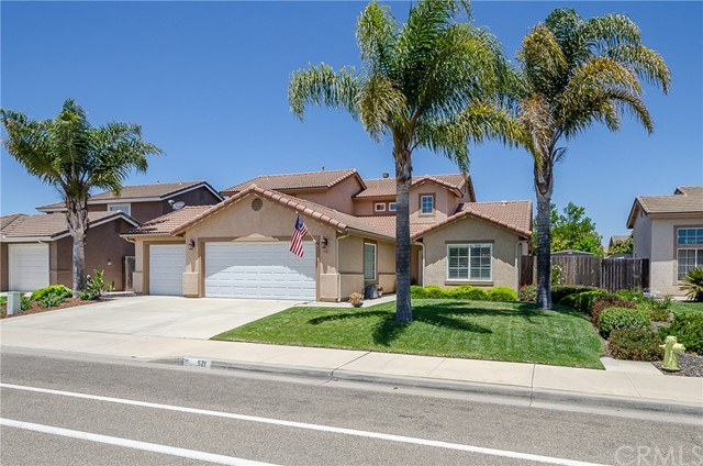 521 Capistrano Lane, Santa Maria, CA 93455