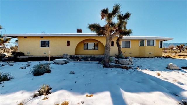 10630 Winter Green Road, Pinon Hills, CA 92372