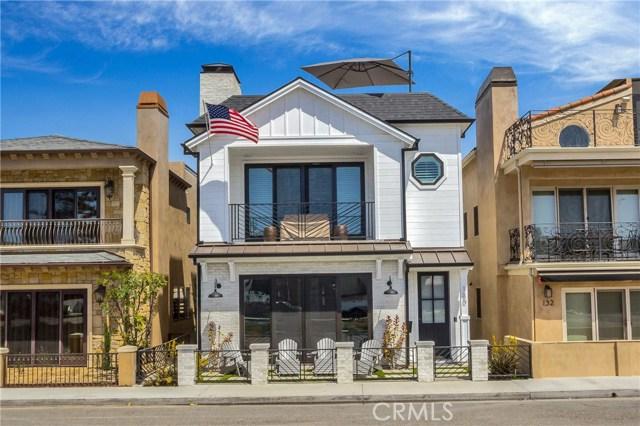 130 E Balboa Boulevard | Balboa Peninsula (Residential) (BALP) | Newport Beach CA
