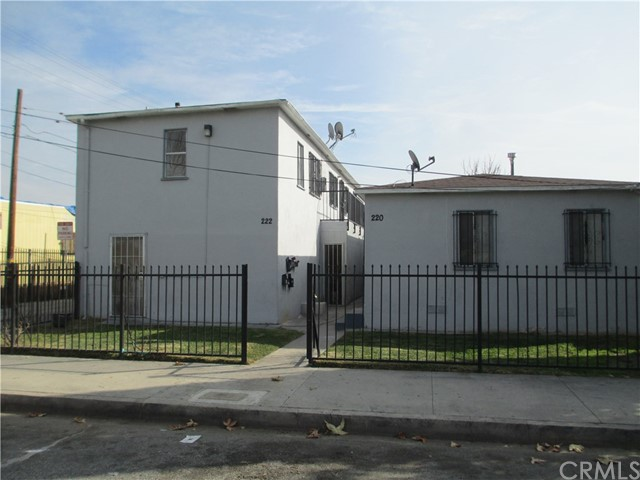 220 N Rose Avenue, Compton, CA 90221