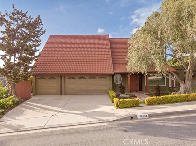 30543 Camino Porvenir, Rancho Palos Verdes, California 90275, 5 Bedrooms Bedrooms, ,4 BathroomsBathrooms,For Sale,Camino Porvenir,SB18079783