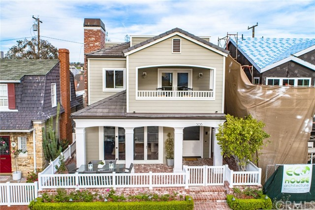 306 Coral Avenue, Newport Beach, CA 92662