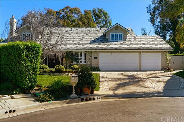 14 Peacock Lane, Rolling Hills Estates, CA 90274