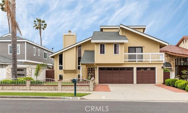 17211  Sims Lane, Huntington Beach, California