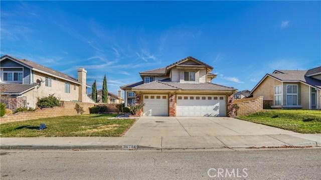 36744 Copper Lane, Palmdale, CA 93550