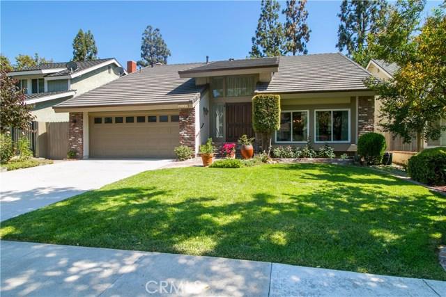 8124 E Woodsboro Avenue, Anaheim Hills, CA 92807