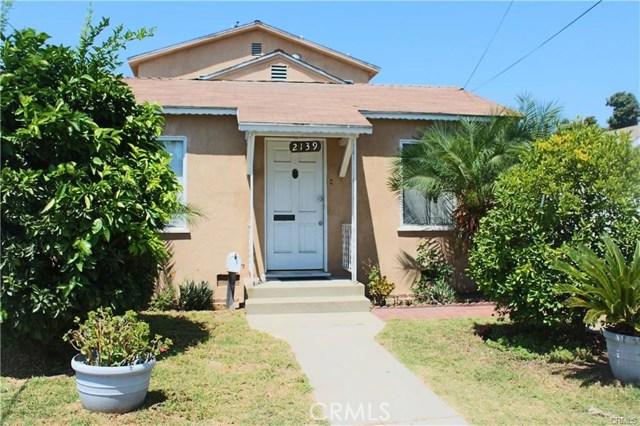 2139 E Poppy Street, Long Beach, CA 90805