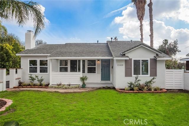 15438 Vintage Street, Mission Hills (San Fernando), CA 91345