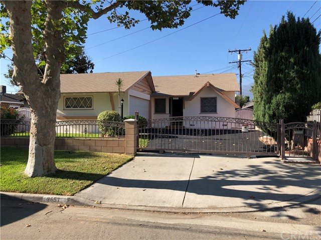 9657 Workman Avenue, Temple City, CA 91780