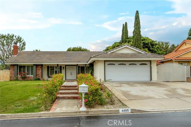 4495 Avenida De La Luz, Yorba Linda, CA 92886